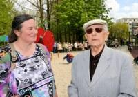 Generationen feiern Frühlingsfest