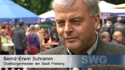 SWG Familientag: 50 Jahre Tierpark Freiberg