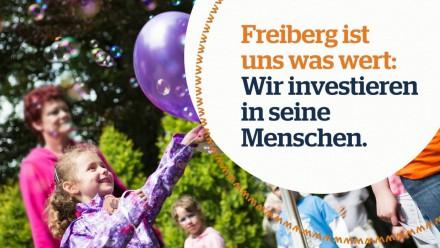 Imagespot der SWG Freiberg Engagement