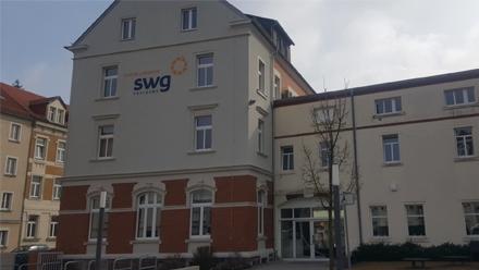Pressekonferenz zum Rückkauf der SWG Anteile