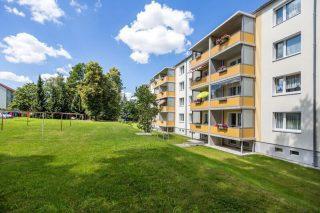 Weitere 63 Wohnungen erhalten Balkone