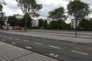 89 neue Pkw-Stellplätze an der Ziolkowskistraße
