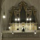Exklusives Orgelkonzert für SWG Mieter